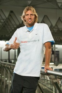 NBA-Champion Dirk Nowitzki
