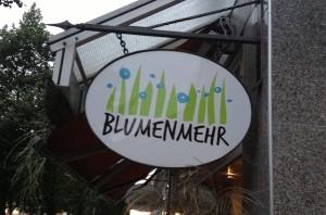 Hamburger Geschäfte: Blumenmehr . . .