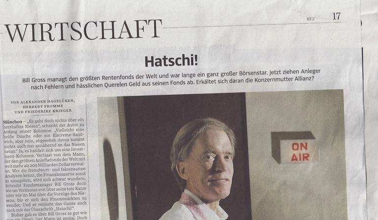 """Stortytelling-Headline """"Hatschi"""" – Leser verschnupft?"""