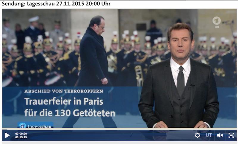 """""""Getötete"""" statt """"Mordopfer"""" – schwache Wortwahl im Tagesschau-Aufmacher (Screenshot)"""