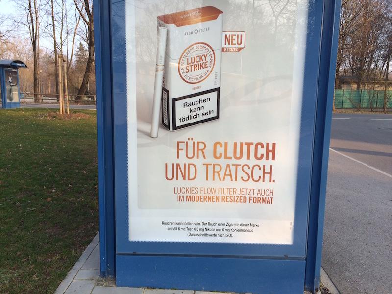 Clutch: Kupplung oder Handtasche