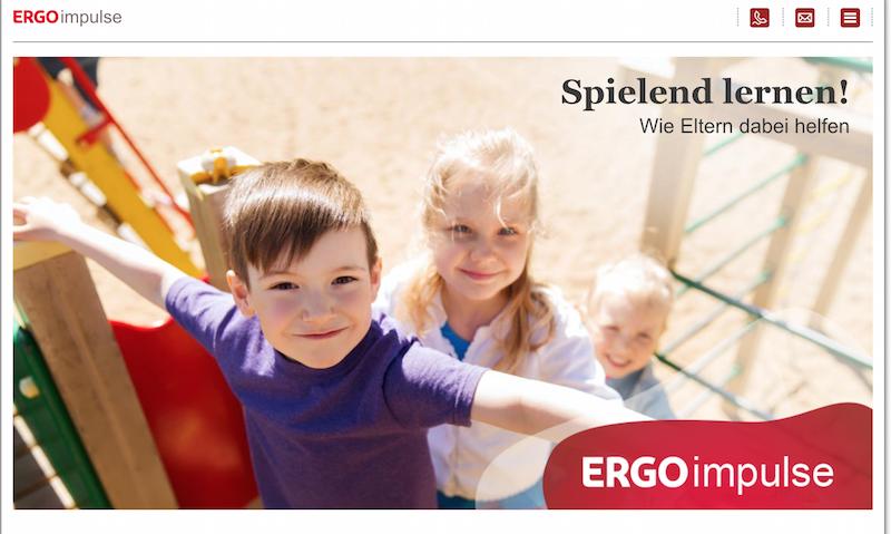 ERGOimpulse Startseite Mai 2017