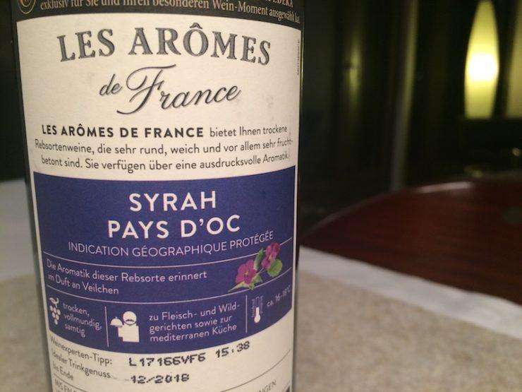 Aromatik macht den Wein besser