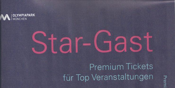Star-Gast: Mit oder ohne Bindestrich
