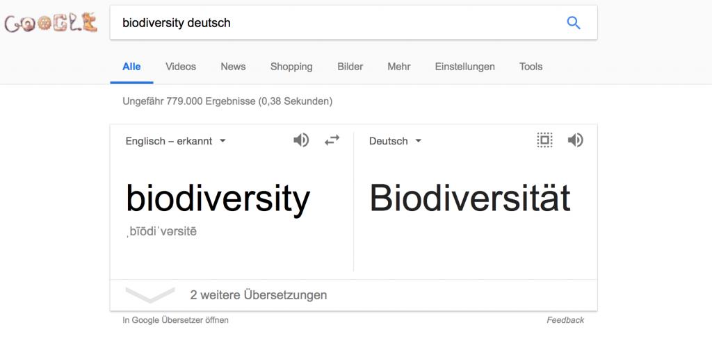 Diversität ist gleichbedeutend mit Vielfalt, klingt aber vornehmer