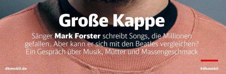 Abbildung des Titelbildes der Zeitschrift DB-Mobil